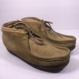 Clarks Original WALLABEE Suede Chukka Boots35405